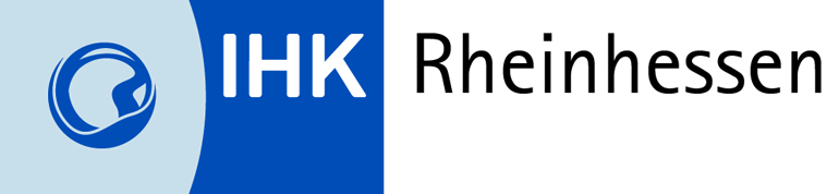 Logo der IHK für Rheinhessen
